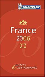 ミシュラン2006年ガイドブック