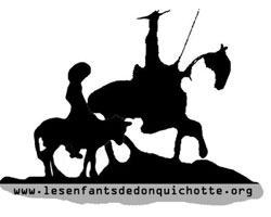 「ドンキホーテの子どもたち」活動のマーク