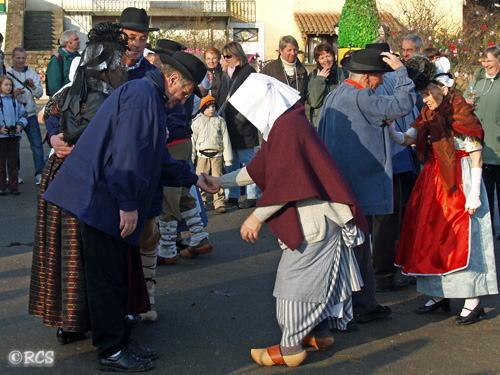 ブルゴーニュのフォークダンス
