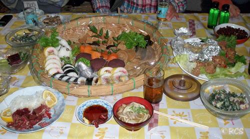 高千穂の食卓