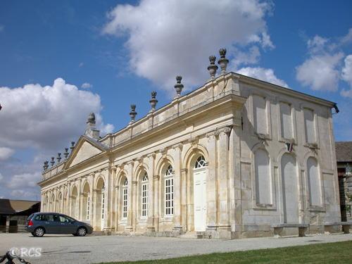 Mairie d'Yrouerre