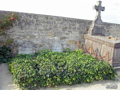 Tombes de Vincent et Théo Van Gogh