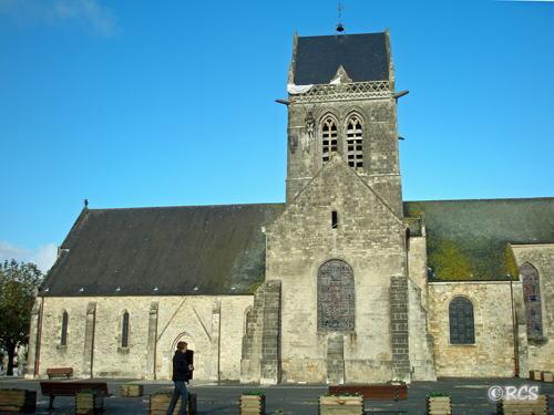 Eglise de Sainte-Mère-Église