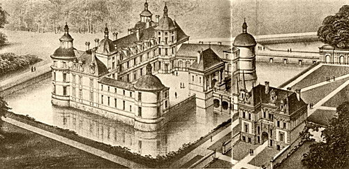 Château de Tanlay